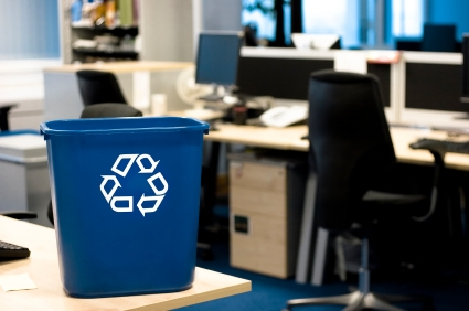 Recycle at work challenge
